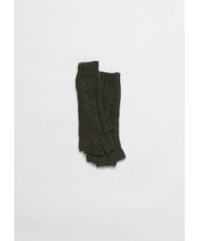 Перчатки без пальчиков