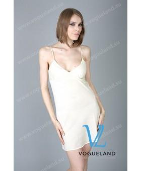 Платье-чехол нижнее