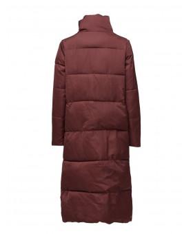 Пальто зимнее длинное
