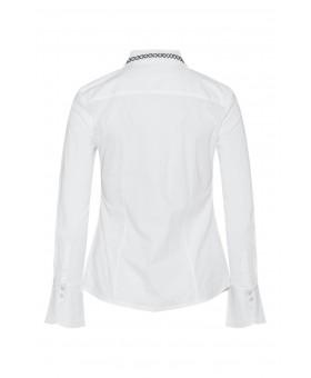 Рубашка белая базовая