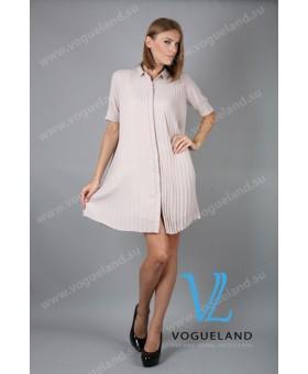 Платье плиссерованное