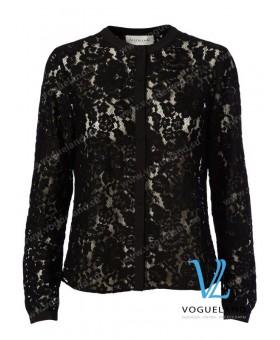Блуза гипюровая