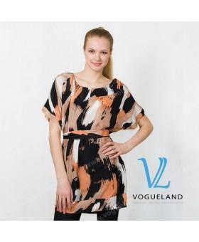 Платье - туника цветное