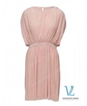 Платье- плиссе