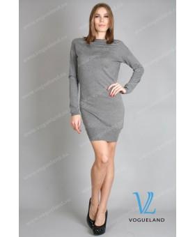 Платье- туника трикотажное