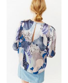 Блуза вискозная